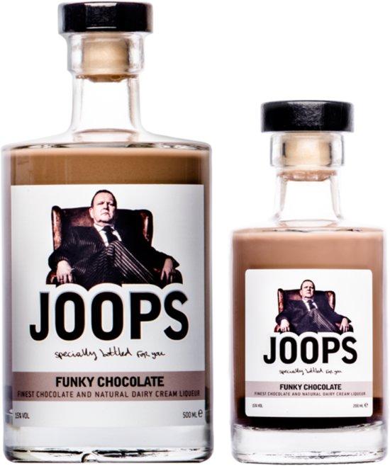 JOOPS Funky Chocolate - 2 x 200 ml