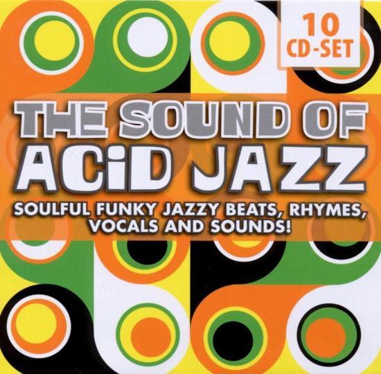 Sound Of Acid Jazz