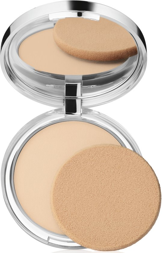 CLINIQUE 02 STAY NEUTRAL (MF) STAY MATTE SHEER PRESSED POWDER 7.6G OIL - Cosmetics