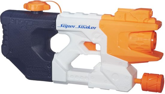 NERF Super Soaker H2OPS Tornado Scream - Waterpistool