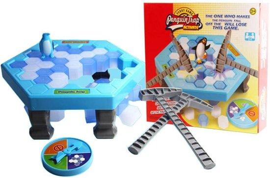Pinguin Trap | IJs brekend Pinguïn Spel |  Penguin Trap voor de hele Familie | Gezelschapsspel