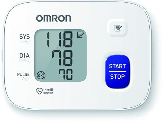 OMRON RS1 Pols Bloeddrukmeter
