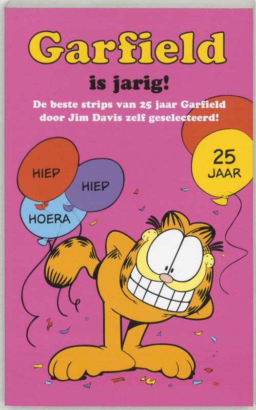 garfield is jarig bol.| Garfield Is Jarig!, Jim Davis | 9789022947197 | Boeken garfield is jarig