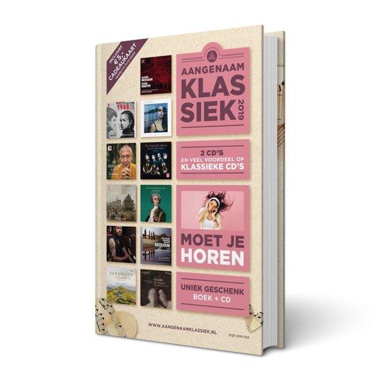 CD cover van Aangenaam Klassiek 2019 van Aangenaam Klassiek