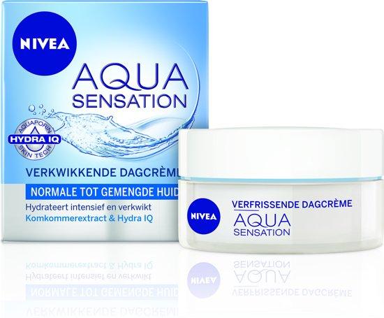 NIVEA Aqua Sensation Verkwikkende Dagcrème - 50 ml
