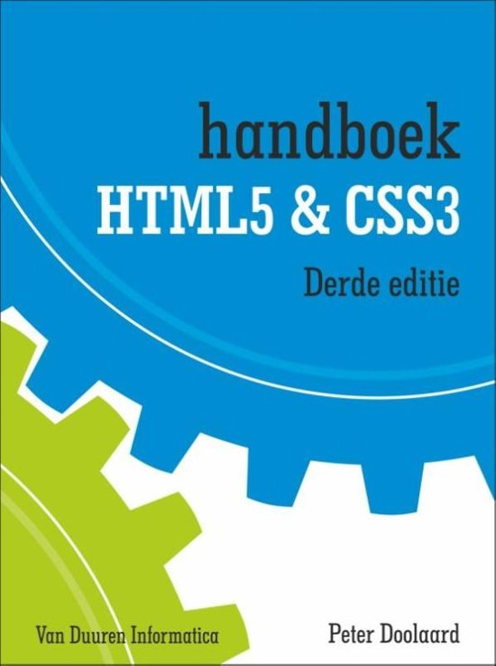 Handboek HTML & CSS