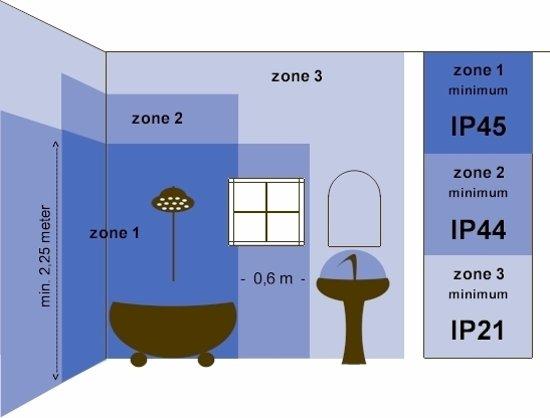 Inbouwspots Badkamer Zone : Bol trio international badkamer inbouwspots zagros incl led