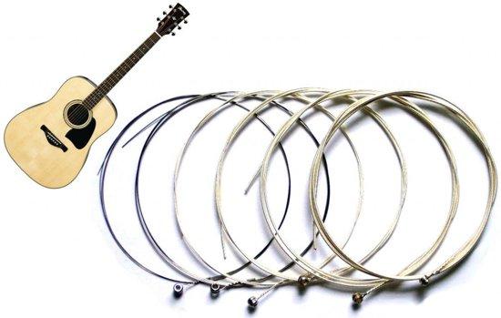 3 setjes Snaren voor akoestische gitaar .010 - Fosfor Brons