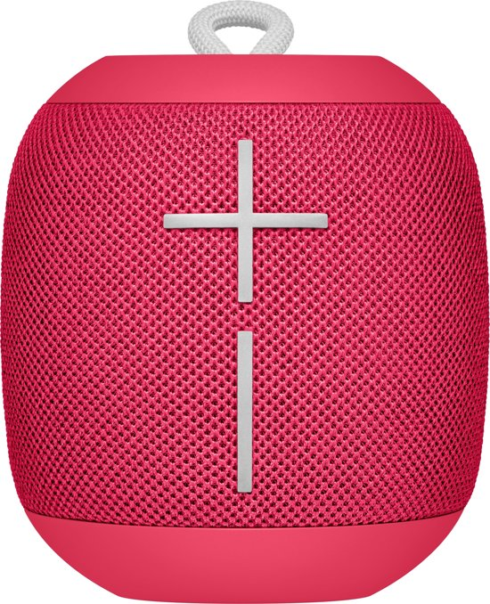 Ultimate Ears WONDERBOOM Freestyle Collection -  RASPBERRY