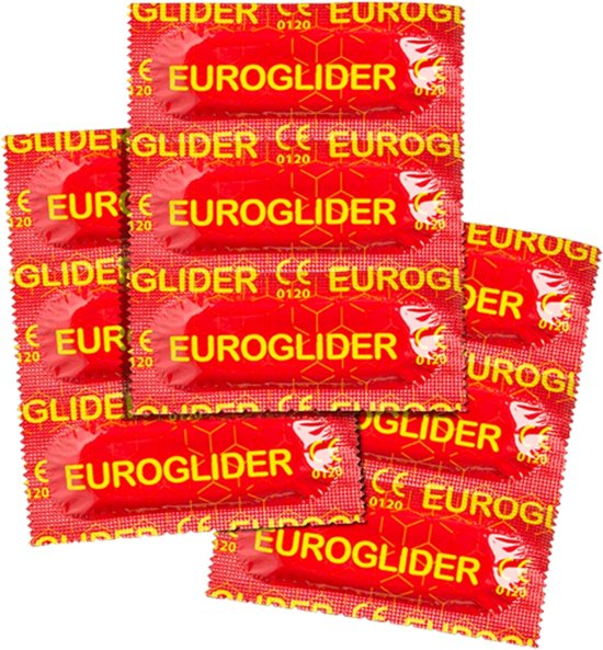 Euroglider Condooms - 15 Stuks