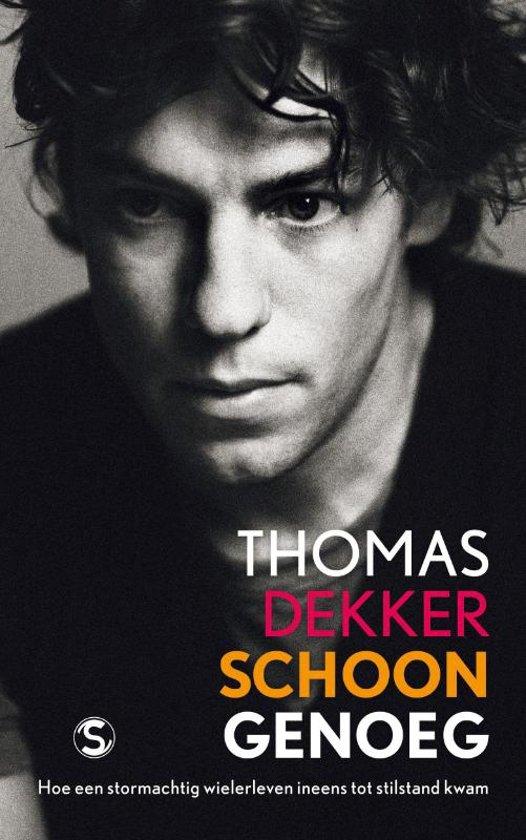 Boek cover Schoon Genoeg van Thomas Dekker (Onbekend)