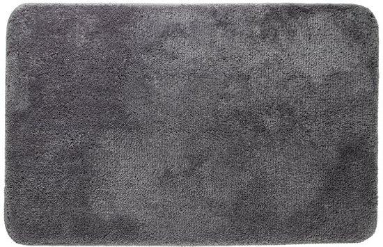 Sealskin Angora - Badmat - 60x90 cm - Grijs