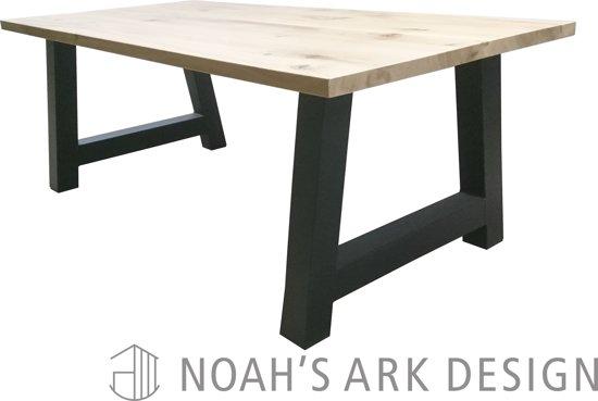 Tafel Eiken 300 Cm.Bol Com Noah S Ark Design A Poot Eiken Eettafel 300cm