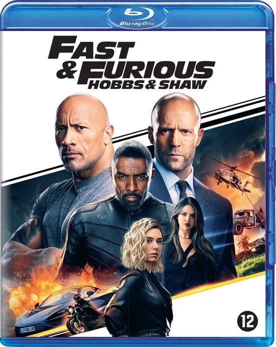 Fast & Furious - Hobbs & Shaw (Blu-ray)