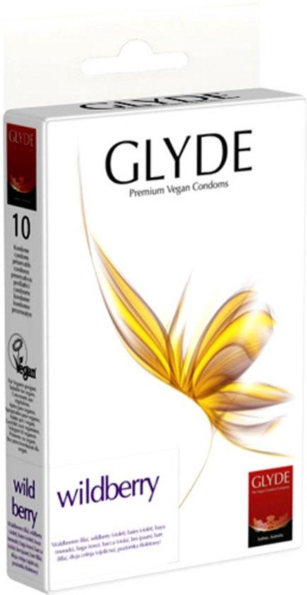 Glyde Ultra Bosvruchten - 10 condooms