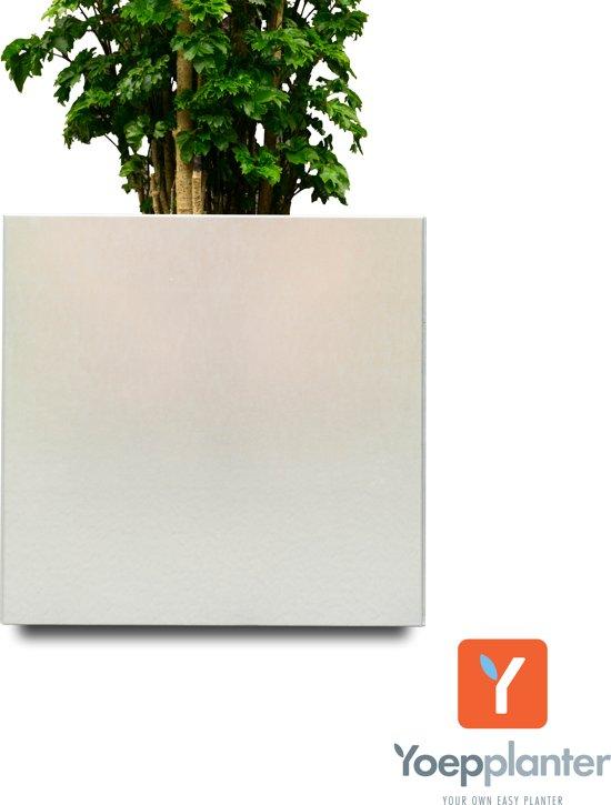 Grote Plantenpot Binnen.Yoepplanter Set Plantenbak 3x Innovatie Koppelbare Verrijdbare En Wisselbaar Design Grote Bloembak Bloempot Plantenpot Binnen Buiten Tuin
