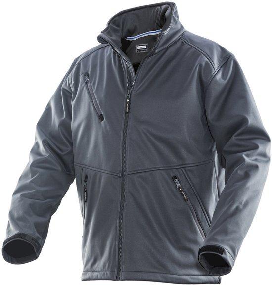1208 Soft Shell Jacket Graphite l