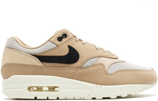 bol.com | Nike Sneakers Air Max 1 Pinnacle Dames Beige Maat 38