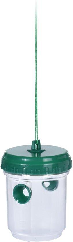 3xWespenvangers/wespenvallen groen 13 cm - Insectenvangers/insectenvallen - Insectenbestrijding