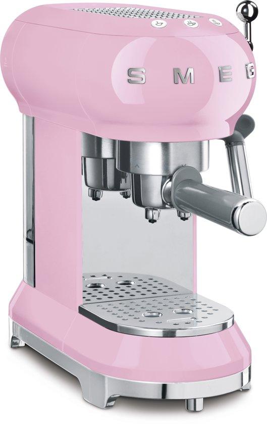 Smeg ECF01PKEU Halfautomatische Espressomachine