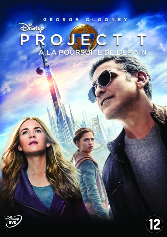 DVD cover van Project T (Tomorrowland)