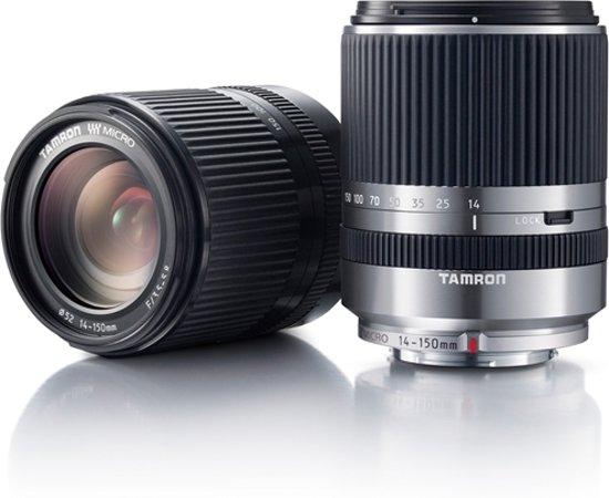 Tamron 14-150mm f/3.5-5.8 Di III zwart m4/3