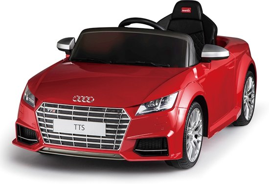 audi tts roadster kinder auto rood audi speelgoed. Black Bedroom Furniture Sets. Home Design Ideas