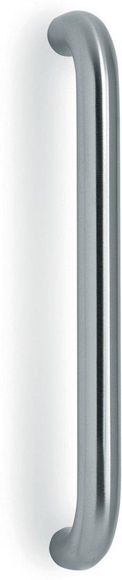 Artitec Deurgreep rvs - 25 mm / 300 mm doorgaand m/ schroefkop