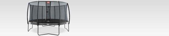 BERG Elite Trampoline à 380 cm met Veiligheidsnet Deluxe
