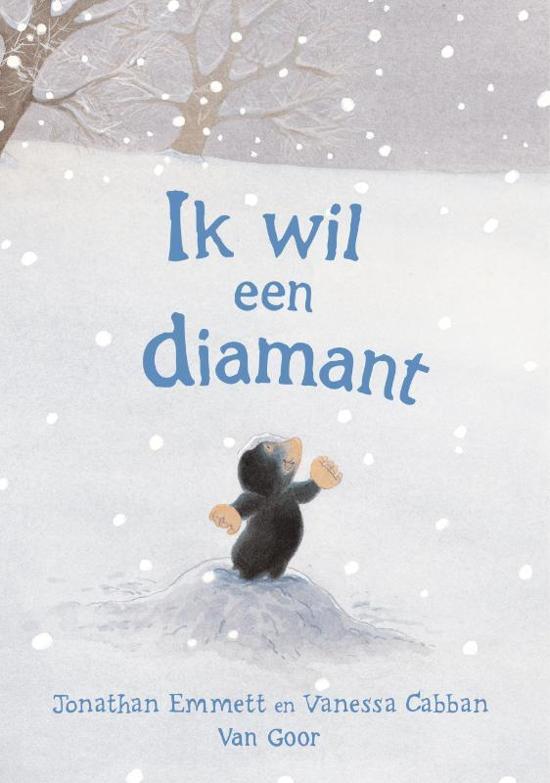 Boek cover Ik Wil Een Diamant van Jonathan Emmett (Hardcover)