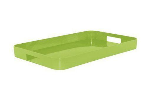 Zak!Designs Dienblad - 32.5 x 26 cm - Melamine - Groen