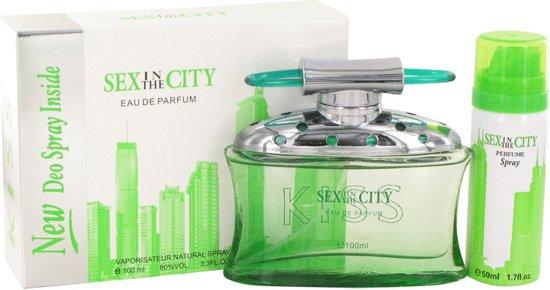 Sex in the City Kiss - 100 ml - Eau de parfum
