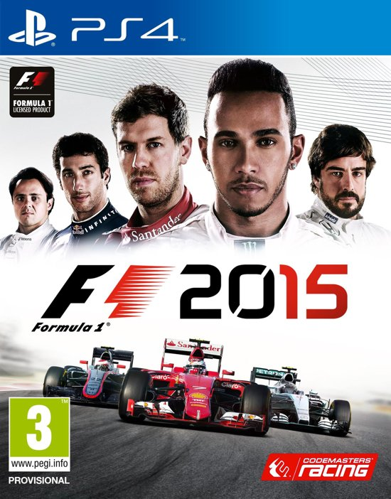 formula 1 f1 2015 ps4 codemasters games. Black Bedroom Furniture Sets. Home Design Ideas