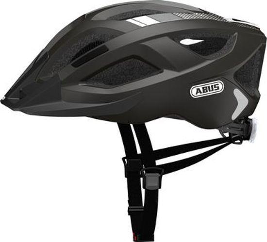 ABUS Aduro 2.0 - Fietshelm - Maat L (58-62cm) - Velvet Black