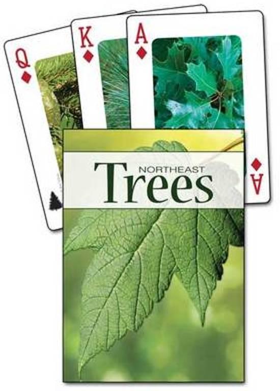 Afbeelding van het spel Trees of the Northeast Playing Cards
