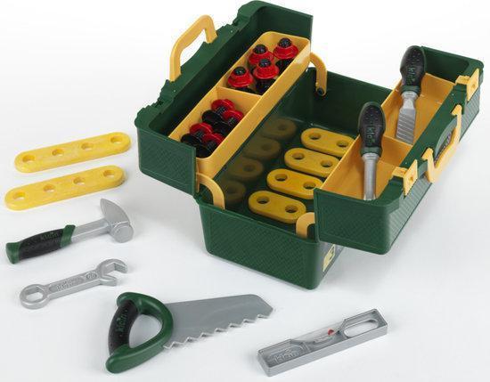 bosch speelgoed gereedschapskoffer theo klein speelgoed. Black Bedroom Furniture Sets. Home Design Ideas