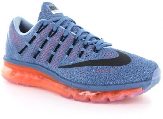 nike air max 2016 heren blauw