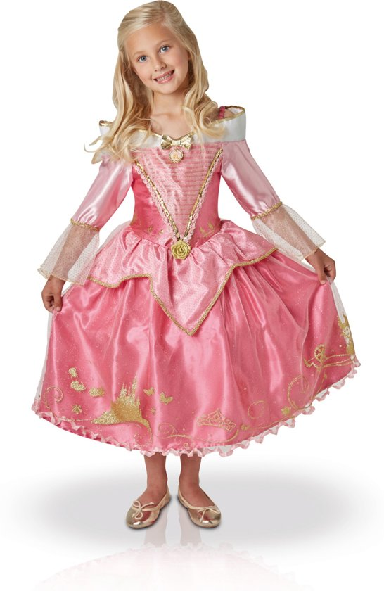 5f4518d6f78d74 Aurora™ baljurk kostuum voor meisjes – Verkleedkleding – Maat 98 104 ...
