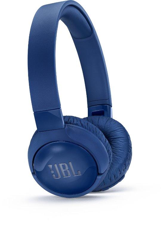 JBL Tune 600BT NC Blauw - Draadloze on-ear koptelefoon met noise cancelling