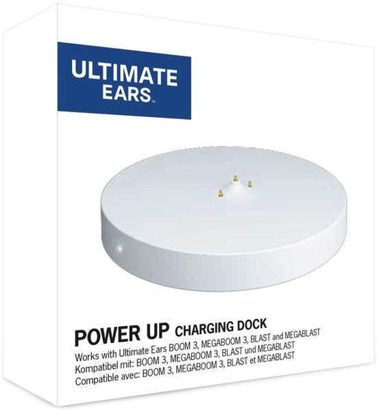 Ultimate Ears POWER UP Charging Dock