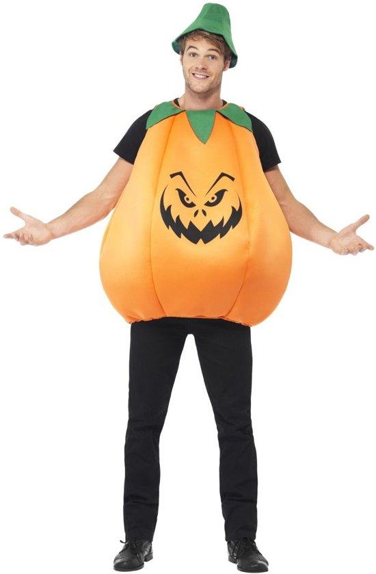 Halloween Pak.Verkleedkostuum Pompoen Voor Volwassenen Halloween Pak Verkleedkleding One Size