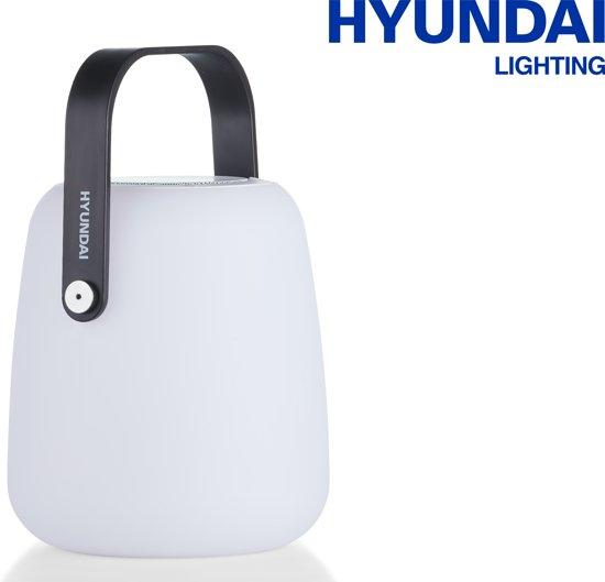 Lamp Kleuren Bluetooth Hyundai – Led Multi Speaker Draagbare Yvygb7f6