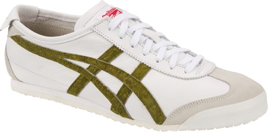Onitsuka Tiger Mexico 66 1183A013-100, Mannen, Wit, Sneakers maat: 40.5 EU