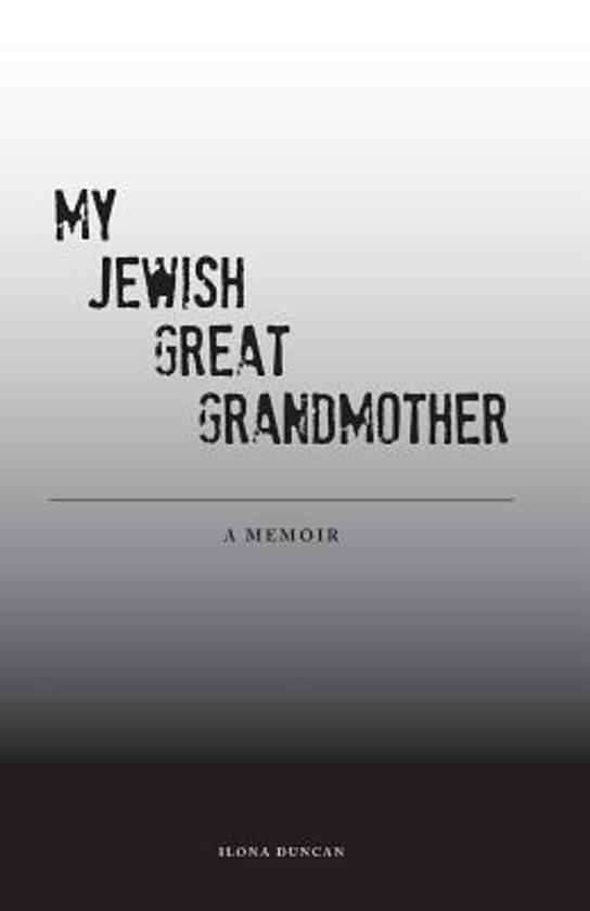 My Jewish Great Grandmother