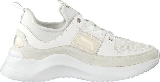 Calvin Klein Dames Sneakers Ultra Wit   Globos' Giftfinder