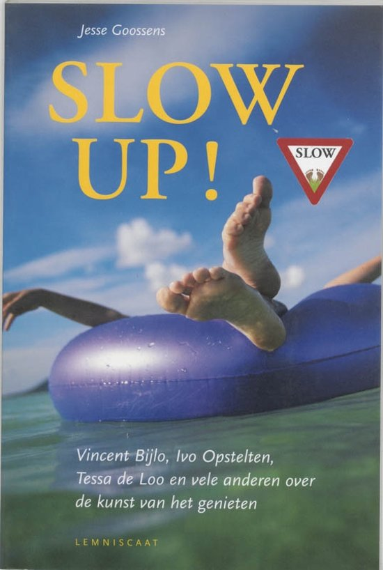Slow up!