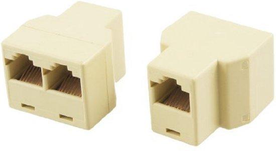 Ethernet verdeler