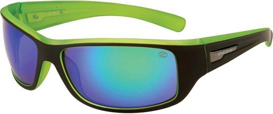306f4f6369a020 Professionele Ozzie Sportzonnebril Blauw Groen Sport Zonnebril Fietsbril  Visbril Sportbril Bootbril