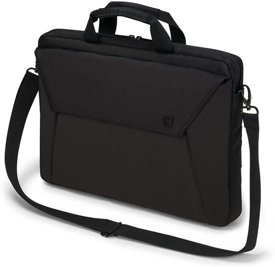 Dicota Laptoptas Slim Case 11 Inch 6 Zwart Edge 5JTcu3KlF1