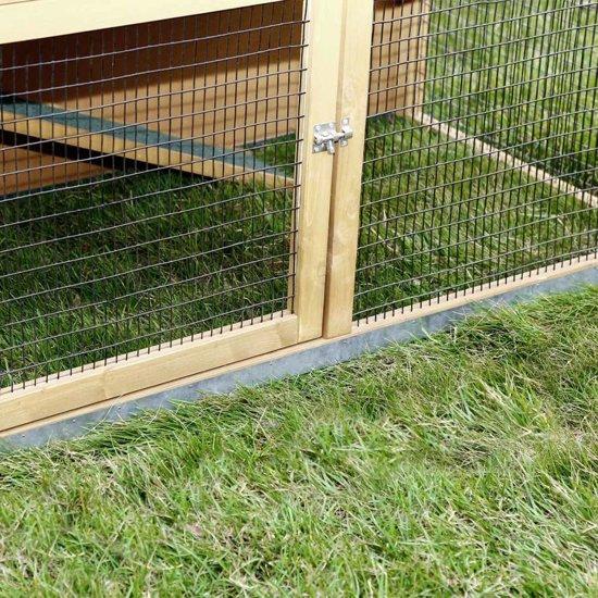 Kerbl Knaagdierhuis Browni 115x64x108 cm beige 81710